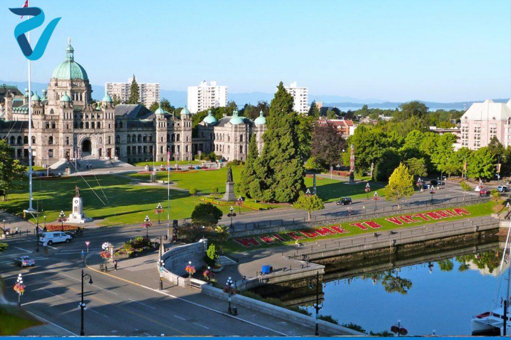اقامت بریتیش کلمبیا کانادا