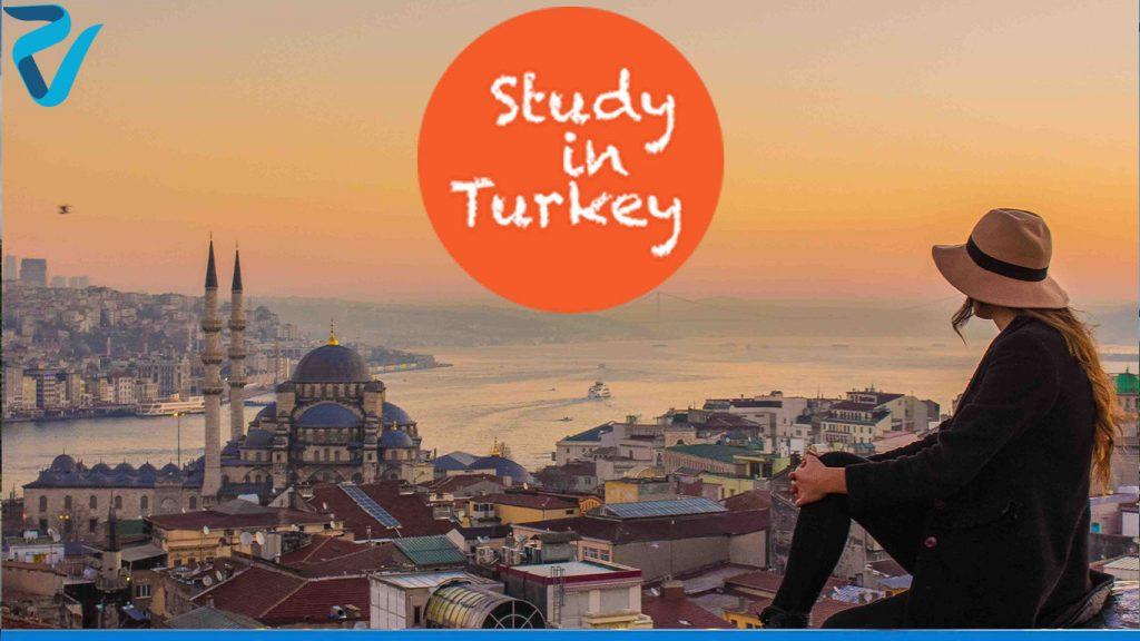 تحصیل و زندگی در ترکیه