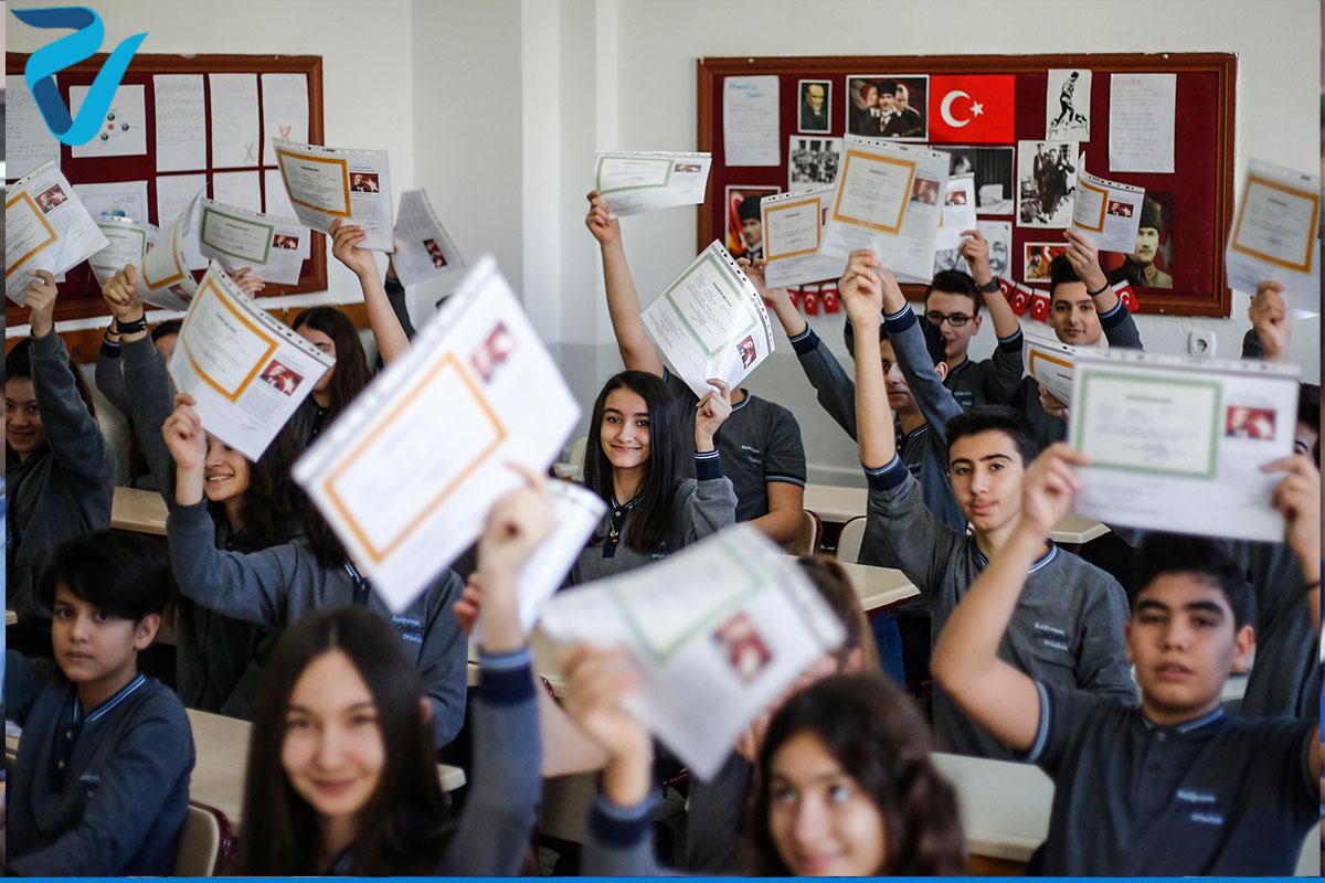 تحصیل متوسطه ترکیه