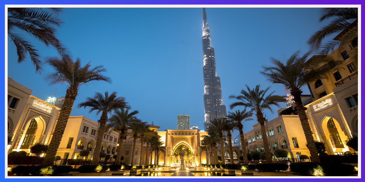 اقامت امارات